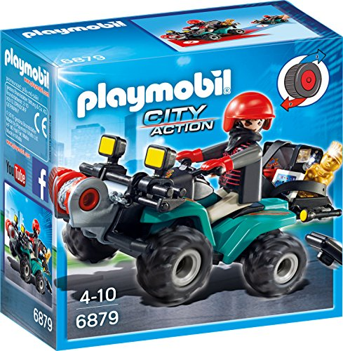 PLAYMOBIL-6879-Ganoven-Quad-mit-Seilwinde