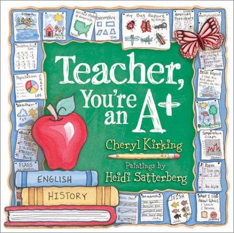 Teacher You're an A+