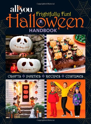 All You Frightfully Fun Halloween Handbook by Editors of All You