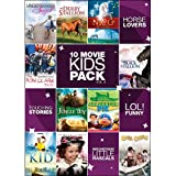 Cover art for  10-Movie Kid&#039;s Pack V.3