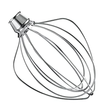 kitchenaid k45ww wire whisk for kitchenaid mixer
