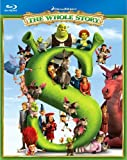 Shrek: The Whole Story (Shrek / Shrek 2 / Shrek the Third / Shrek Forever After) [Blu-ray]