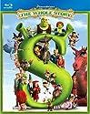 Shrek:TheWholeStoryBoxedSet(Shrek/Shrek2/ShrektheThird/ShrekForeverAfter) (4 Discos) [Blu-Ray]<br>$1307.00