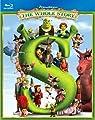 Shrek: The Whole Story (Shrek / Shrek 2 / Shrek the Third / Shrek Forever After) [Blu-ray]