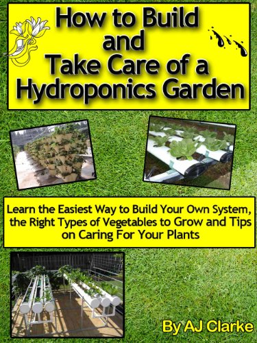 How to Build and Take Care of a Hydroponics Garden