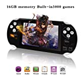Anbernic Handheld Game Console , Retro Game Console with 3000 Classic Games 4.3