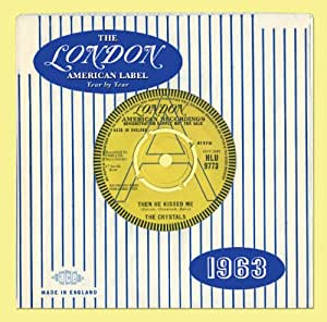 The London American Label - Year By Year: 1963
