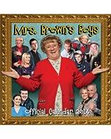 Official Mrs Brown's Boys 2014 Calendar (Calendars 2014)