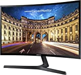 Samsung C27F398 27-Inch Curved LED Monitor - Black Gloss