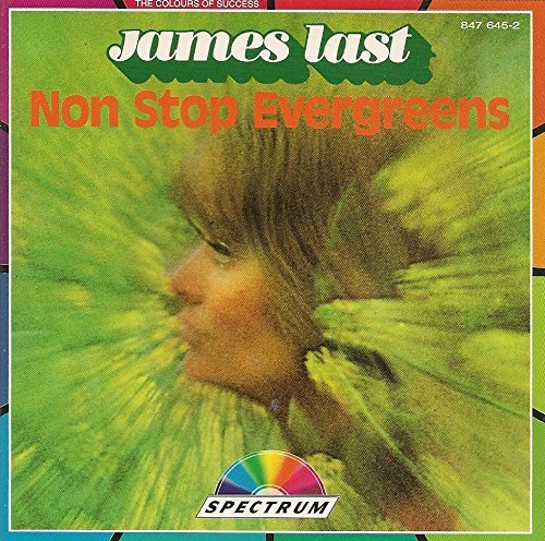James Last - Evergreens Non Stop Dancing (French Import) By James Last (1999-11-08) - Zortam Music