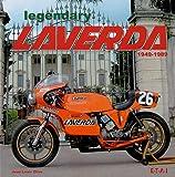 echange, troc Jean-Louis Olive, Stephen Battisson - Legendary Laverda : 1949-1989
