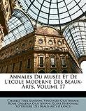 echange, troc Charles Paul Landon, Vincenzo Giustiniani, Rome Galleria Giustiniani - Annales Du Muse Et de L'Ecole Moderne Des Beaux-Arts, Volume 17