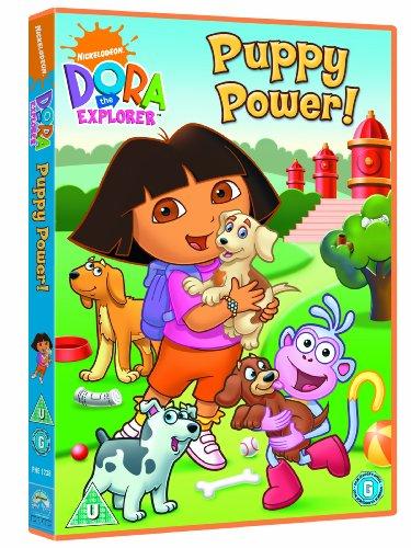 Dora The Explorer: Puppy Power [DVD]
