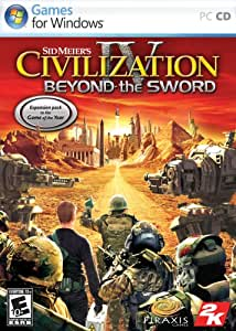 Sid Meiers Civilization IV Beyond the Sword - PC
