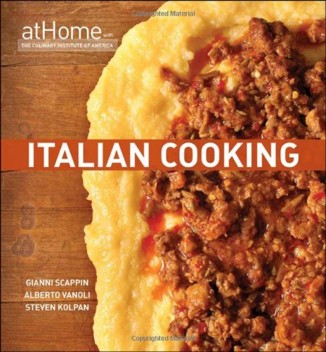 Italian Cooking at Home with The Culinary Institute of America (Cia Italian compare prices)