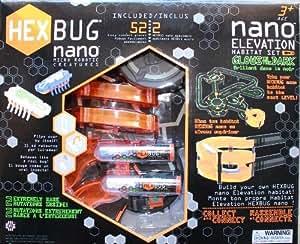 HexBug Nano Elevation 3D Glow-in-the-Dark Habitat Set