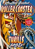 Roller Coaster Thrills in 3-D 1 (3-D) [DVD] [Import]