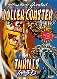 Roller Coaster Thrills in 3-D 1 (3-D) [DVD] [Import]