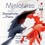 Miniatures for Saxophone & Piano