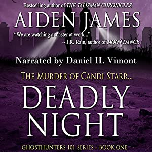 Deadly Night: The Murder of Candi Starr Audiobook