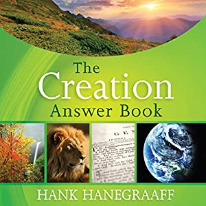The Creation Answer Book Audiobook