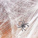 Spider Webs Webbing Cobwebs -- Halloween Decorations Spiderweb -- Yazycraft