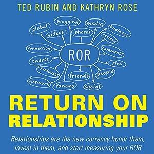 Return on Relationship Audiobook