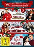 DVD Cover 'Die schönsten Weihnachtsgeschichten [3 DVDs]