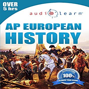 2012 AP European History Audio Learn Audiobook