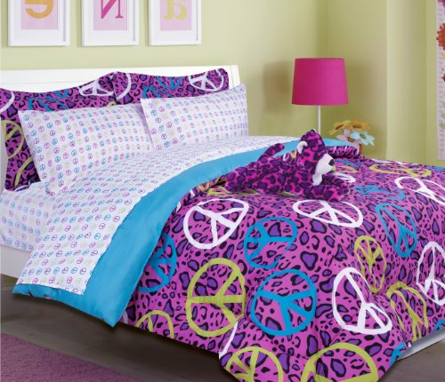 Leopard Bedding Twin front-1049492