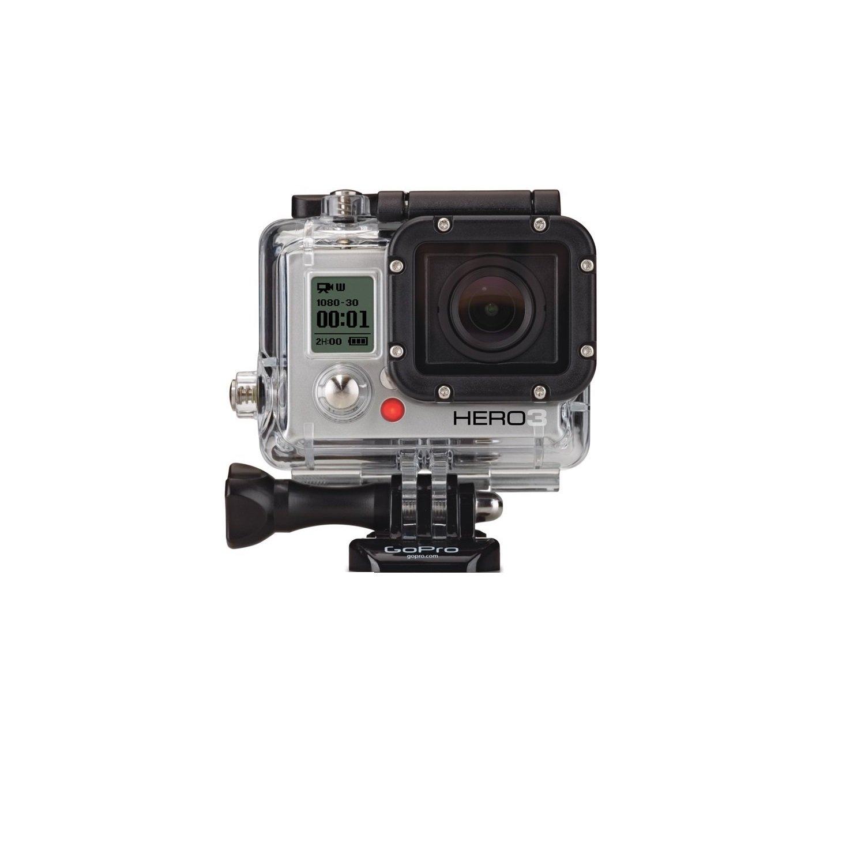 GoPro Kamera & Zubehör Hero3 White Edition,
