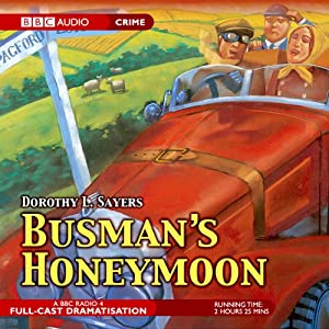 Busman's Honeymoon Book (Dorothy L. Sayers - 2011) (ID:36264)