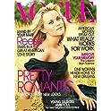 1-Yr Vogue Magazine Subscription