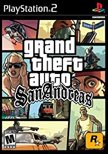 Grand Theft Auto: San Andreas - PlayStation 2