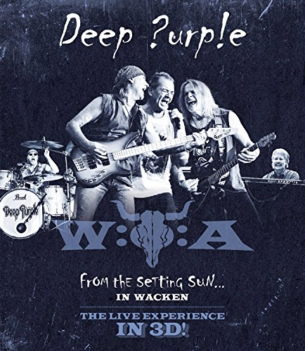 Blu-ray : Deep Purple - From the Setting Sun (In Wacken) (Blu-ray)