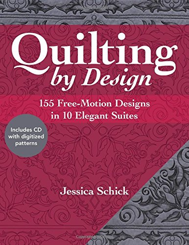 Quilting by Design: 155 Free-Motion Designs in 10 Elegant Suites (Wholecloth Quilt Patterns compare prices)