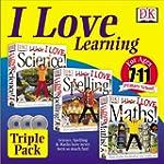 I Love Learning Pack (I Love Maths, I...