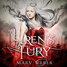 Siren's Fury: The Storm Siren Trilogy, Book 2 (       UNABRIDGED) by Mary Weber Narrated by Sarah Zimmerman