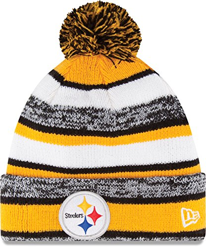 Pittsburgh Steelers NFL Sideline Sport Knit Hat