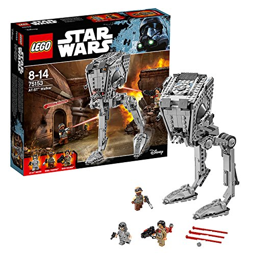 LEGO Star Wars 75153 AT-ST Walker Building Set