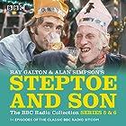 Steptoe & Son: Series 5 & 6: 15 episodes of the classic BBC radio sitcom Radio/TV von Ray Galton, Alan Simpson Gesprochen von: Harry H Corbett, Wilfrid Brambell