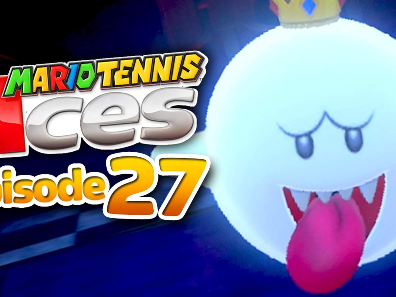 Clip: Mario Tennis Aces Gameplay - Zebra Gamer - Season 2