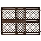 North States Industries Supergate Ergo Safety Gate, Espresso