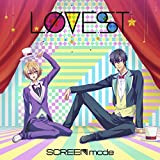 SCREEN mode「LφVEST」