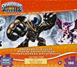 Skylanders Giants 150 Piece Panoramic Jigsaw Puzzle - Eye Brawl Design