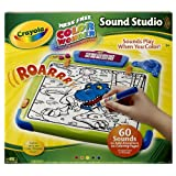 Crayola Color Wonder Sound Studio $15.01 (originally $34.99)!