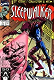 img - for Sleepwalker #1 1st Issue First Appearance book / textbook / text book