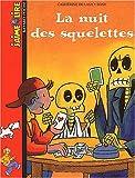 echange, troc Catherine de Lasa, Rosy - J'aime lire, numéro 160 : La Nuit des squelettes
