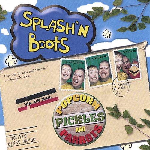 Popcorn Pickles & Parrots