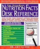 The NutriBase Nutrition Facts Desk Reference (NutriBase)